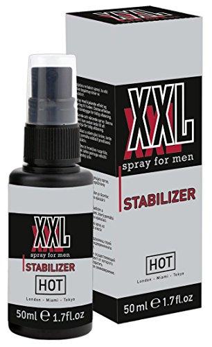 HOT XXL Stabilizer for Men, 1er Pack (1 x 50 ml)