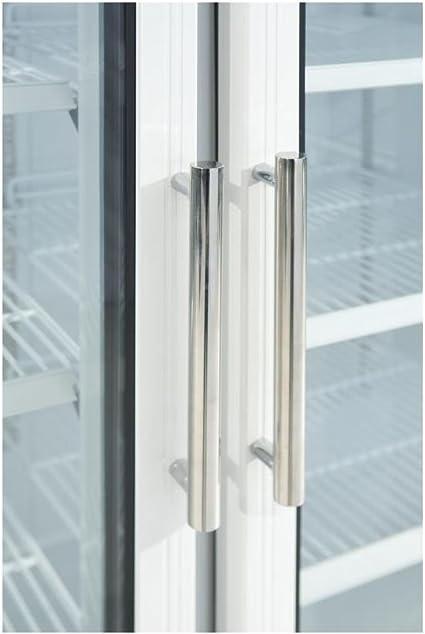 Polar CD984 cristal doble puerta pantalla frigorífico, 944 L: Amazon.es: Grandes electrodomésticos