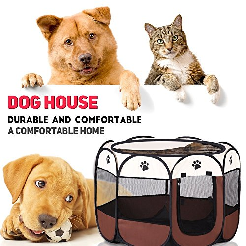 CFY Pet Travel Carriers Bag Soft-Sided Pet Portable Bag Airline - Carrier Puppy Love Pet