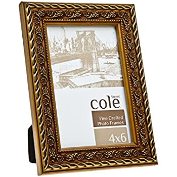 this item 8x10 gold tone frame 8x10 thin gold tone wood photo frame frame