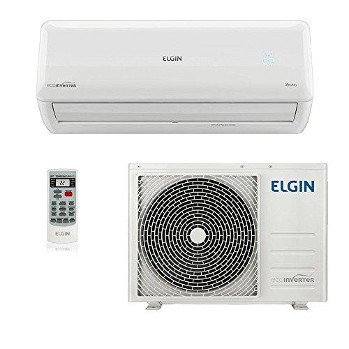 Ar Condicionado Split Hi Wall Elgin Eco Inverter 9000 BTUs Quente e Frio 220V 45HVQI09B2IA