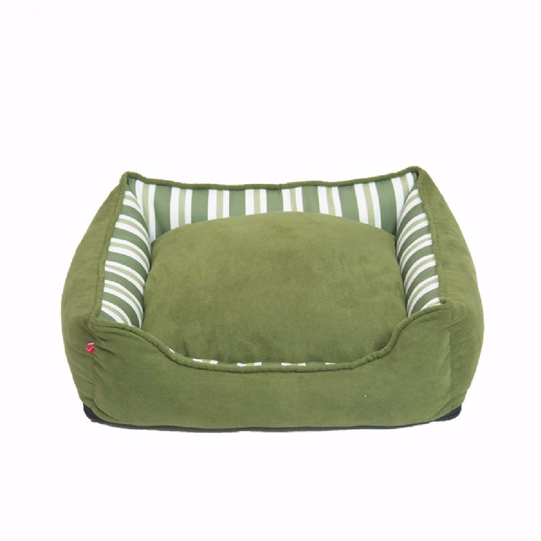 Green S (50x42x15cm) green S (50x42x15cm) Pet Dog Cat House Bed Dog House Large Dog pet Products Dog House Four Seasons,Green,S (50x42x15cm)