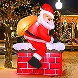 MAOYUE Christmas Inflatables 5Ft Christmas