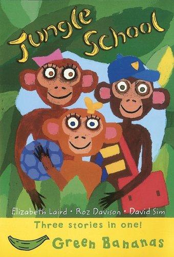 Download Jungle School (Banana Storybooks: Green) pdf