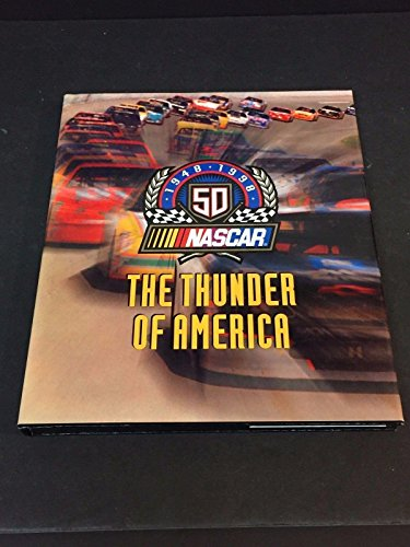 Richard Petty NASCAR 50 Years The Thunder Across America Signed Autograph Book - Autographed NASCAR Miscellaneous Items