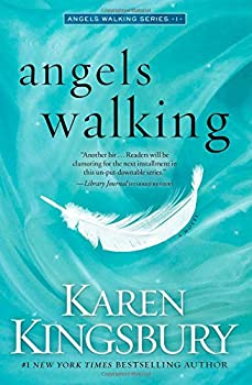 Angels Walking 1451687486 Book Cover
