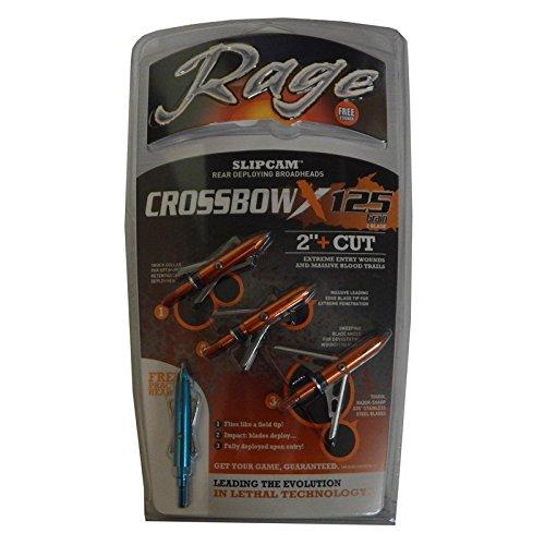 Rage 125gr. 2in CrossbowX ()