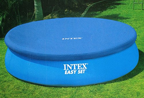 Intex 18' Easy Set Swimming Pool Debris Vinyl Cover Tarp (Debris Cover Pool)