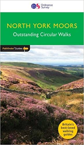 North York Moors Guidebook (Pathfinder)