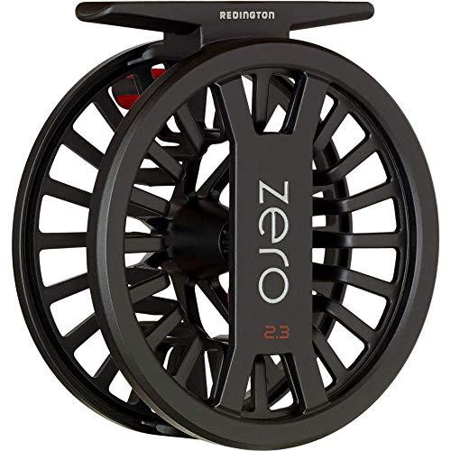 Redington (5-5507R23B) Fly Fishing ZERO 2/3 Reel, Black