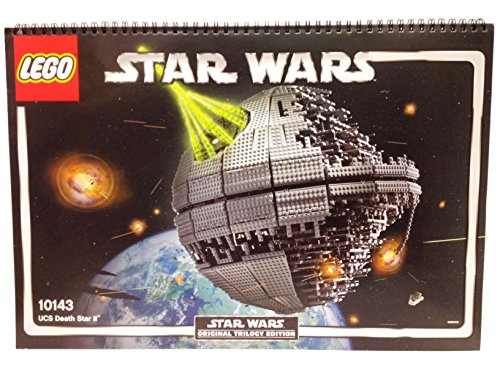 Lego Star Wars Ucs Death Star Ii 10143 Building Instructions