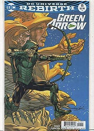 Green Arrow 15 NM