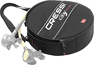 Cressi Genius, Diving Regulator Instrument Computer Bags - Cressi: Quality Since 1946