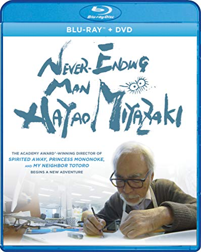 Never-Ending Man: Hayao Miyazaki [Blu-ray]
