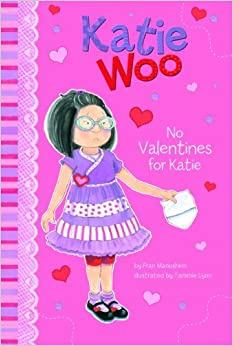 Book No Valentines for Katie by Manushkin, Fran [Picture Window Books,2010] (Paperback)