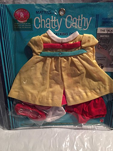 Chatty Cathy Dress Outfit