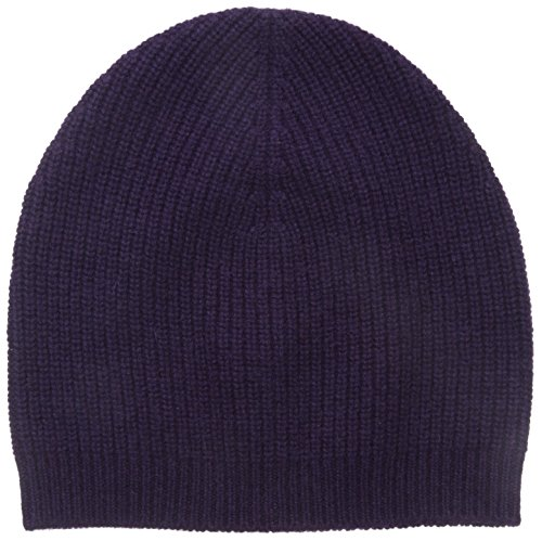 bela.nyc Women's Cashmere Ribbed Beanie