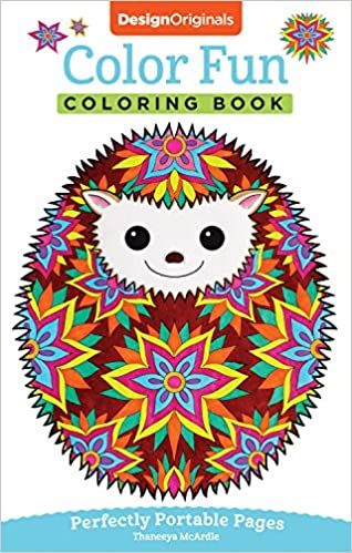 Amazon.com: Color Fun Coloring Book: Perfectly Portable Pages (On ...