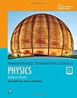 Edexcel International GCSE (9-1) Physics Student Book Front Cover