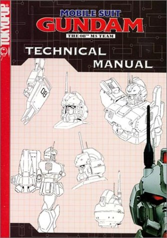 Gundam Technical Manual #2: The 08th MS Team pdf
