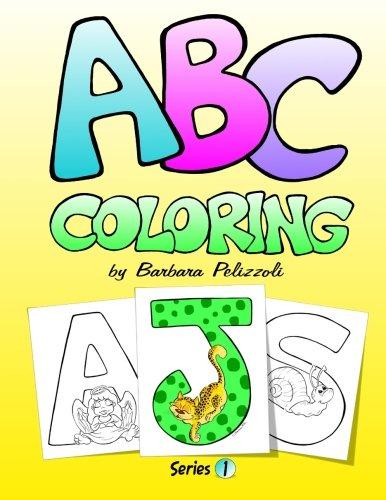 ABC Coloring 1 Barbara Pelizzoli