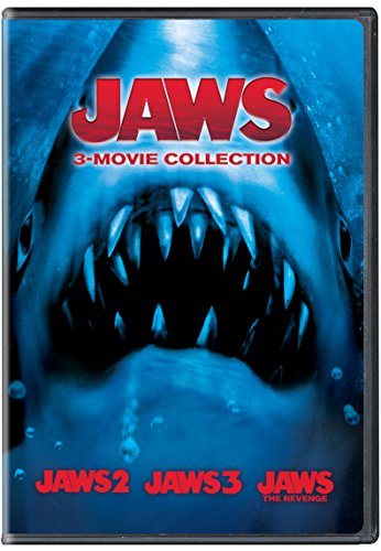 DVD : Jaws 3-Movie Collection (Snap Case, 2 Disc)