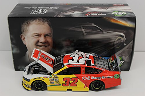 Lionel Racing Terry Labonte  32 C J Energy Services Last Ride 2014 Ford Fusion Nascar 1 24 Scale Arc Hoto Offical Diecast Car