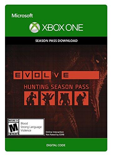 evolve xbox one digital code - 8