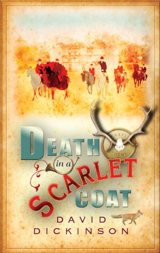 Death in a Scarlet Coat: A Lord Francis Powerscourt - Soho Scarlet