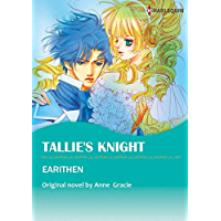 TALLIE'S KNIGHT(colored version): Harlequin Comics