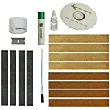 Clarinet Joint Cork Kit, Complete, Synthetic Cork, with Maintenance Items! (Adhesive not included due to shipping…