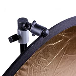 CowboyStudio Background and Reflector Clip (Black)