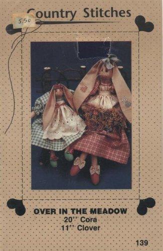 Country Stitches Rabbit Doll Craft Pattern