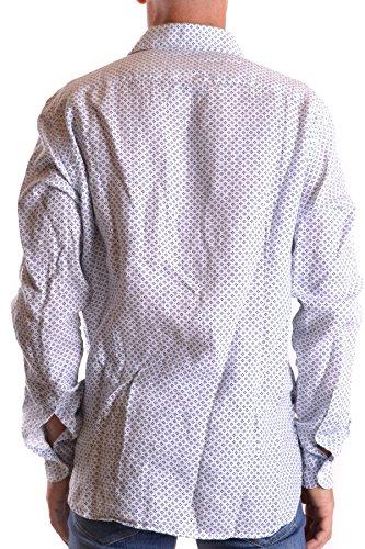 Altea Camicia Uomo MCBI016028O Lino Bianco