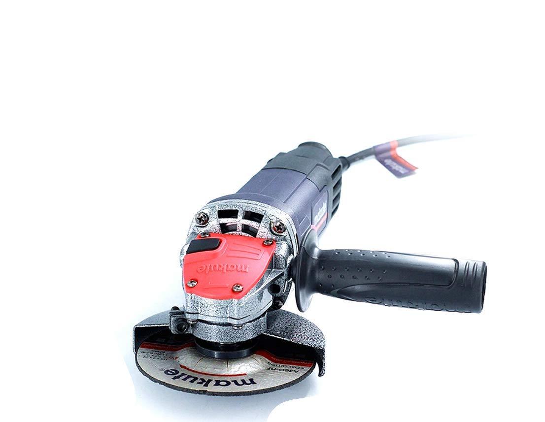 AG026-2400mm Amoladora angular h/úmedo 2400W empu/ñadura adicional montable en dos posiciones di/ámetro de disco 230 m