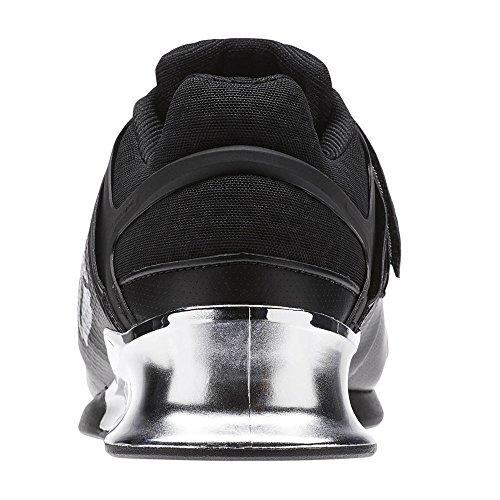 Reebok Deporte Mujer Negro 000 black Zapatillas silver white De Legacylifter Para 64rp6n