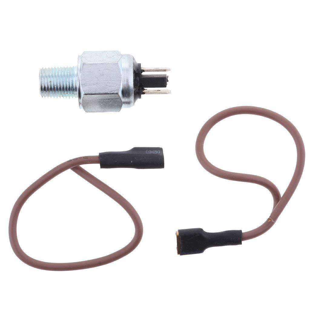 Interruptor De Luz De Freno Trasero Hidr/áulico Para Modelos 2007-2014