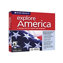 Rand McNally Explore America (Jewel Case)