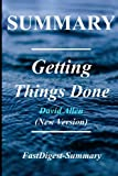 Summary | Getting Things Done: By David Allen - The Art of Stress Free Productivity(New Version Book - 2015) (Getting Things Done: The Art of Stress ... - Book, Audible, Hardcover, Audiobook)