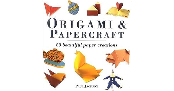 Amazon.com: Origami & Papercraft: 60 Beautiful Paper ...