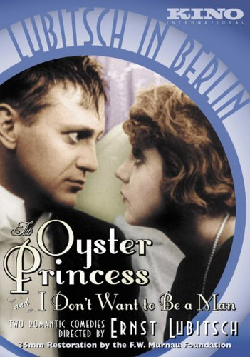 Oyster Princess & I Dont Want to Be a Man by Kino International