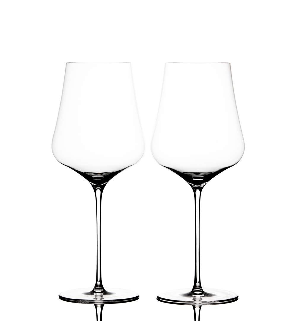 Gabriel-Glas -Austrian Crystal Wine Glass - ''StandArt'' Edition - Set of 2 by Gabriel-Glas (Image #2)