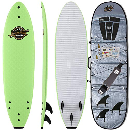Soft Top Surfboard +