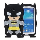 Samsung Galaxy Tab E lite 7.0 & Tab 3 Lite T110/T111 Case,Phenix-Color 3D Cute Soft Silicone [Drop Proof,Shock Proof,Anti Slip] Cartoon Gel Rubber Back Cover Case for Galaxy Tab E Lite 7.0 (#06)
