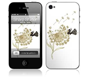 Zing Revolution MS-SHRP120133 Sharp Shirter - Not So Dandy Cell Phone Cover Skin for iPhone 4/4S