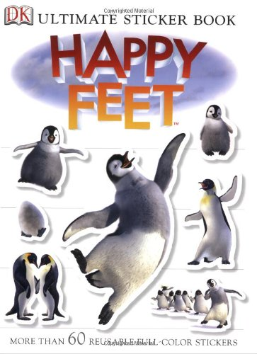 Happy Feet (Ultimate Sticker Book)