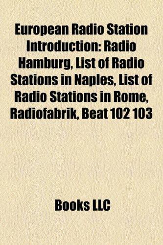 European radio station Introduction: Radio Hamburg, List of ...
