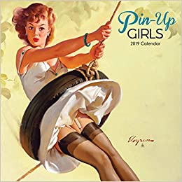 Pin Up Girls W 2019 Amazon Fr Livres Anglais Et Etrangers