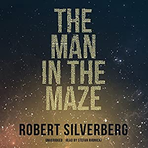 The Man in the Maze Audiobook