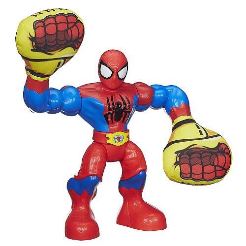 Playskool Heroes Marvel Super Hero Adventures Sling Action SpiderMan Figure